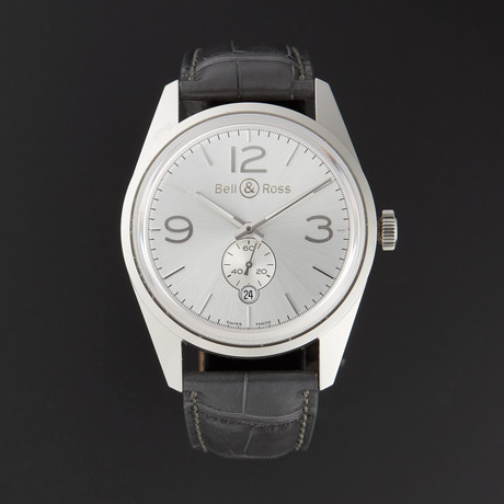 Bell & Ross Sport Heritage Automatic // BR-123 // Store Display