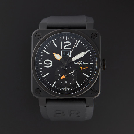 Bell & Ross Aviation GMT Automatic // BR03-51-GMT // Store Display
