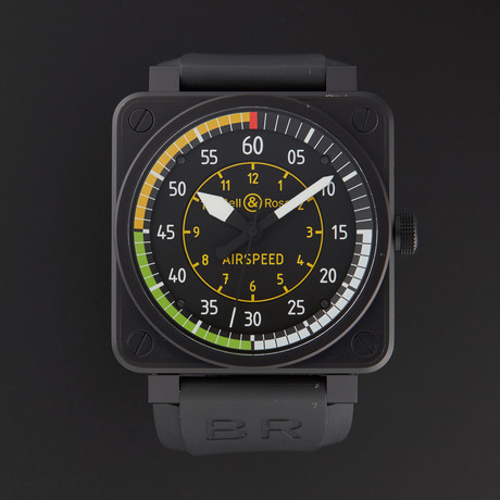 Bell & Ross Aviation Airspeed Automatic // BR01-92-AIR // Store Display
