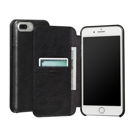 Thin Wallet // Black