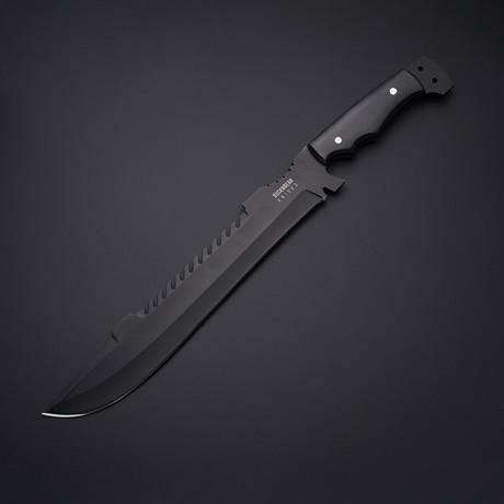 The Ultimate Machete // Black