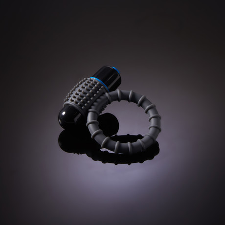 Vibrating C-Ring + Water Based Glide