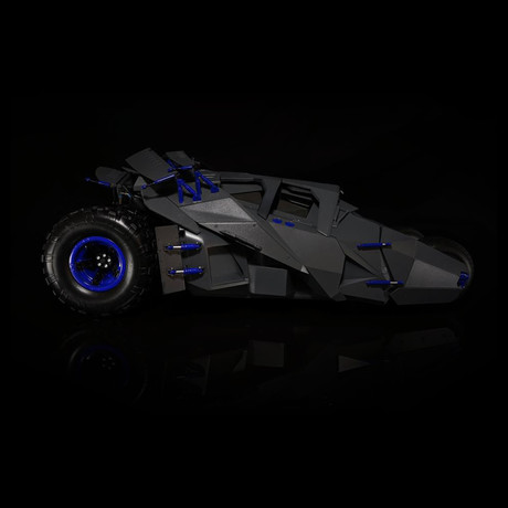 The Dark Knight Trilogy 1:12 RC Tumbler // Special Edition