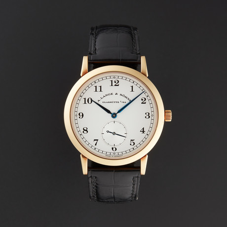 A. Lange & Sohne 1815 Automatic // 233.021 // Store Display