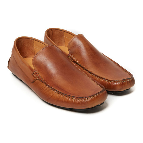 Plain Mocassin // Brown