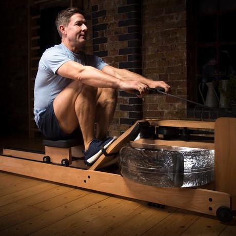 WaterRower Rowing Machine // Oxbridge