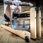 WaterRower Rowing Machine // Natural
