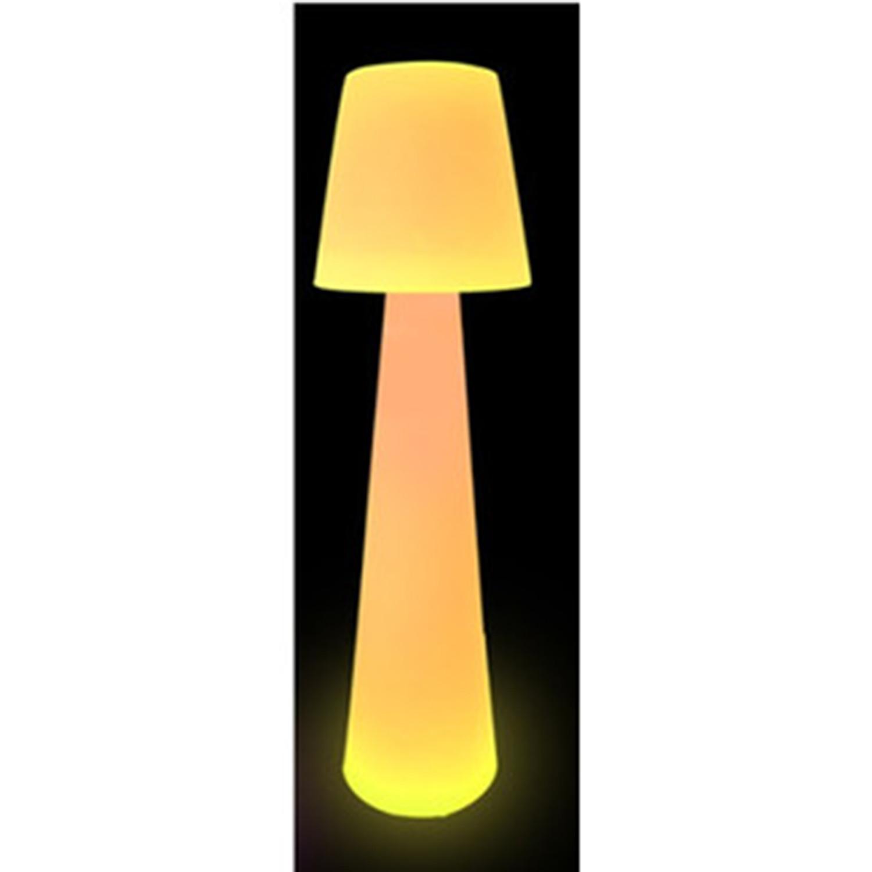 Tulip Floor Lamp (Yellow)