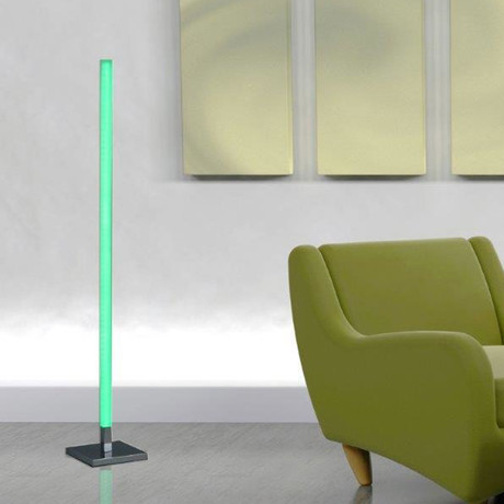Sienna Dual Color-Changing Floor Lamp