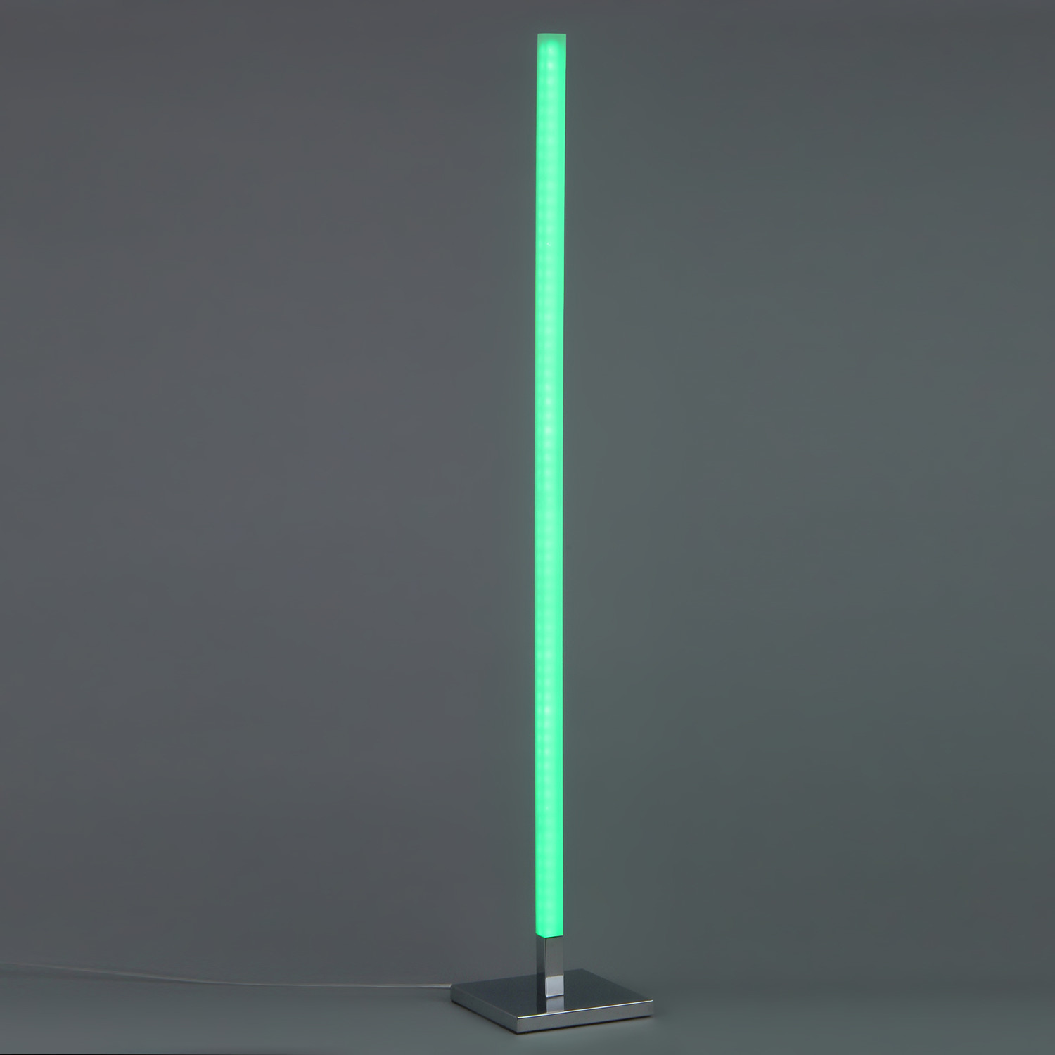 Sienna dual color changing floor lamp contempo lights for Remote control floor lamp price