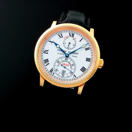 Ulysse Nardin Automatic // 266 // Pre-Owned