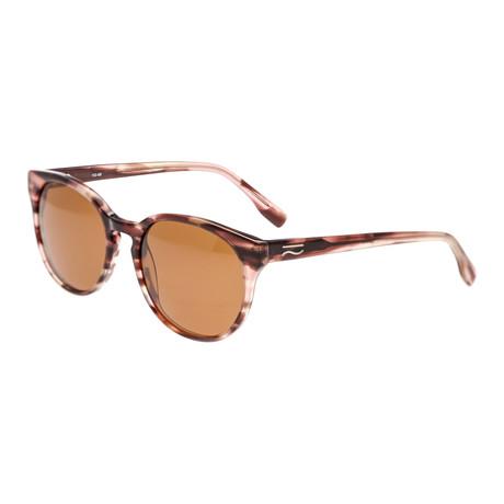 Clark Polarized Sunglasses (Black Frame + Black Lens)