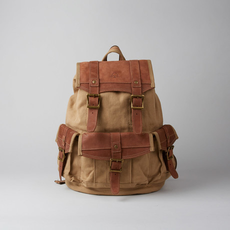 Turtle Ridge Backpack