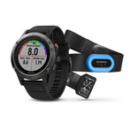 Garmin Fēnix 5 Quartz // Performer Bundle // 010-01688-30
