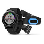Garmin Fēnix 5 Quartz // Performer Bundle // 010-01688-31