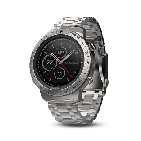 Garmin Fēnix Chronos Quartz // 010-01957-02