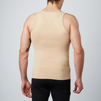 Compression Tank Top // Nude (S)