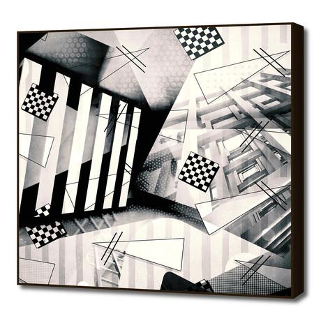 Miami Vice vs. Bauhaus No.3 // Black + White