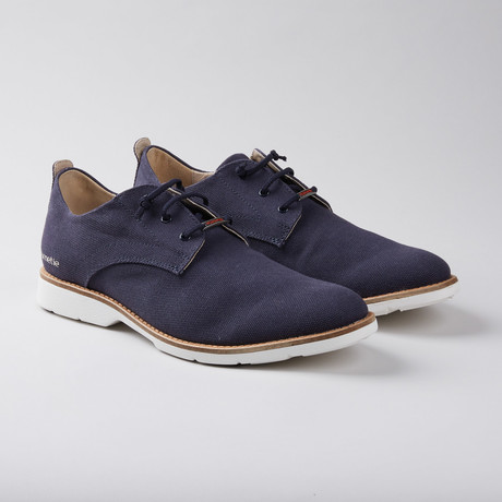 Casual Low Sneaker // Blue (Euro: 41)