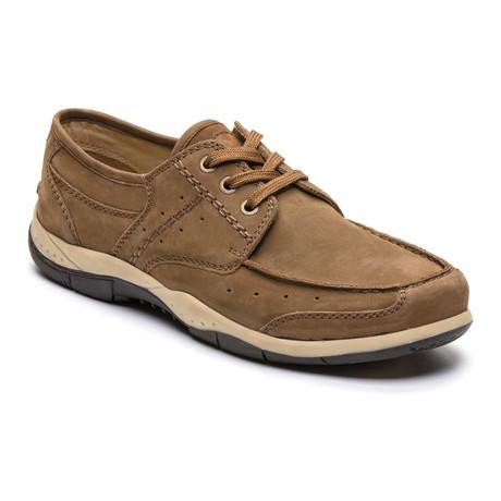 Pedro Boat Shoe // Mocha