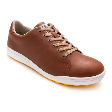 Marc Golf Shoe // Tan
