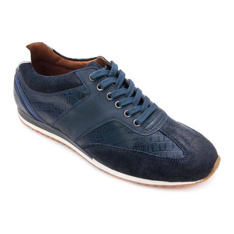 Santi Sport Shoe // Navy Blue