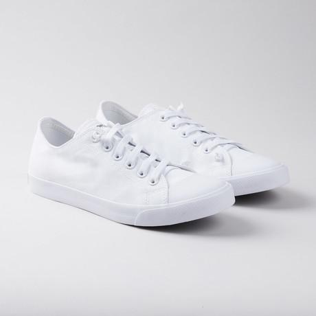 Ox Sneaker // White