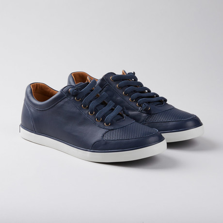 Full Laze Ox Low M Sneaker // Blue (Euro: 41)