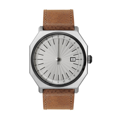 Slow 02 Automatic // Silver
