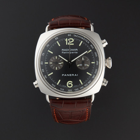 Panerai Radiomir Rattrapante Automatic // PAM00214 // Pre-Owned