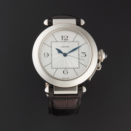 Cartier Pasha Automatic // W3019851 // Pre-Owned