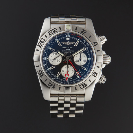 Breitling Chronomat 44 GMT Automatic // AB042011 // Pre-Owned