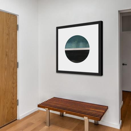 Azul // Framed Painting Print