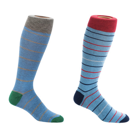 Mid-Calf Socks // Westwood + Archie // Pack of 2