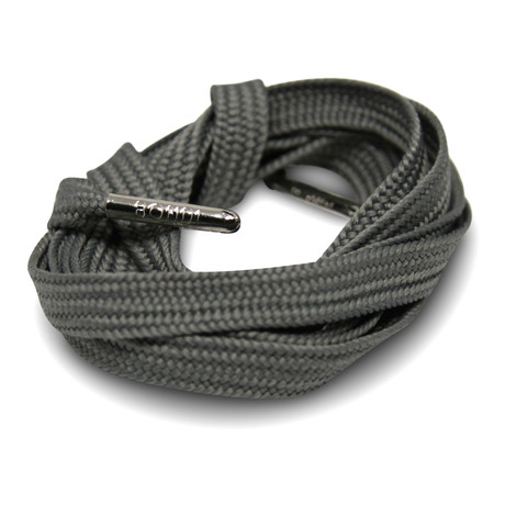 Sneaker Laces // Emu Grey