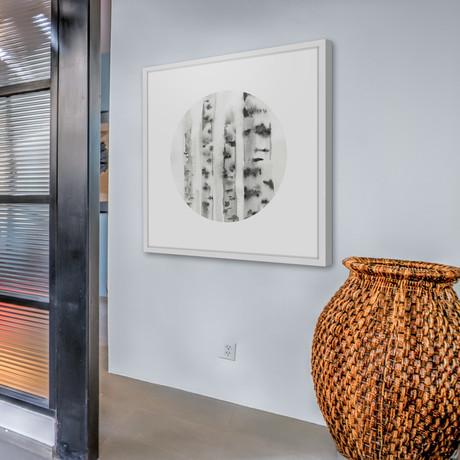 Micro Fibers // Framed Painting Print