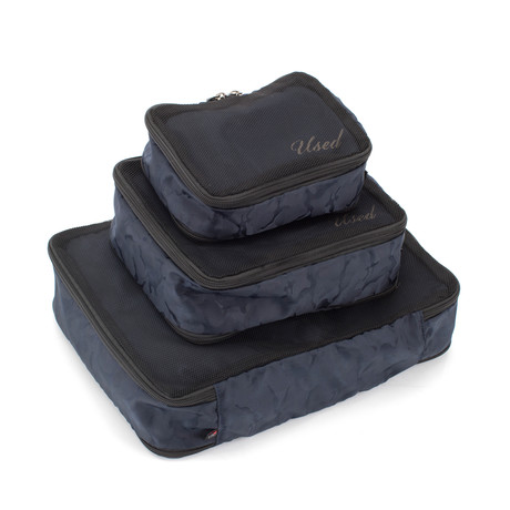 Musette Packing Set (Navy Camo)