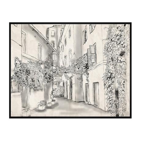 Street Scene // Sketch