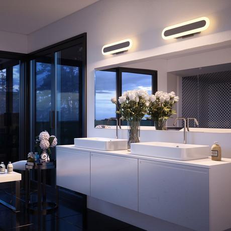 Procyon // Bathroom Light // 21