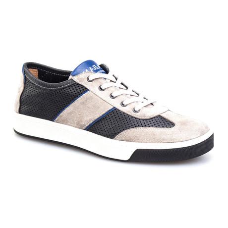 Gebze Sneaker // Black, Beige