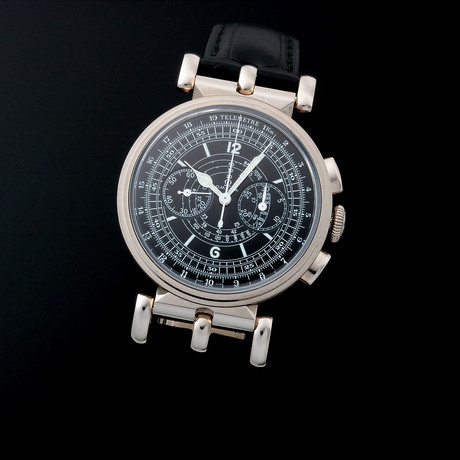 Omega Museum Pilot Chronograph Automatic // Limited Edition // 51653 // Unworn