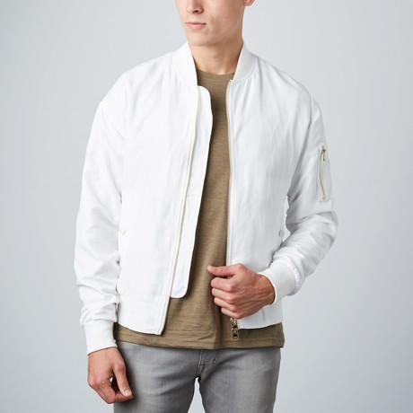 Lightweight Bomber // White (S)