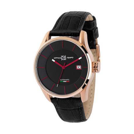 Officina del Tempo Style Minimal Automatic // OT1033-4300NRN