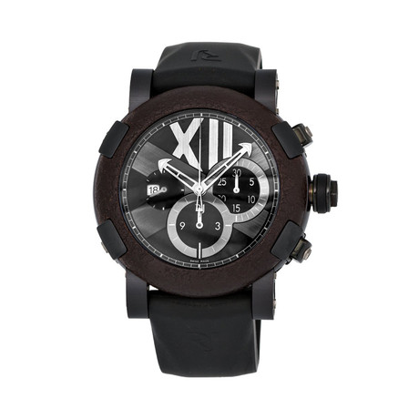 Romain Jerome Titanic DNA Chronograph Automatic // Limited Edition // CH.T.OXY3.BBBB.00.BB // Store Display