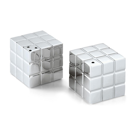 Cube Salt + Pepper