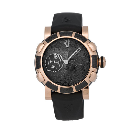 Romain Jerome Moon Dust DNA Mood Automatic // Limited Edition // MG.F2.22BB.00 // Store Display
