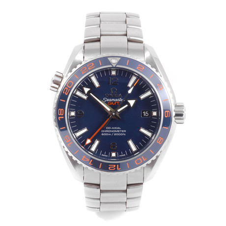 Omega Seamaster Planet Ocean GMT Automatic // 232.30.44.22.03.001 // Pre-Owned