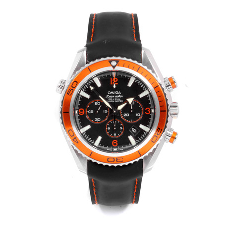 Omega Planet Seamaster Chronograph Automatic // 2918.50.82 // Pre-Owned