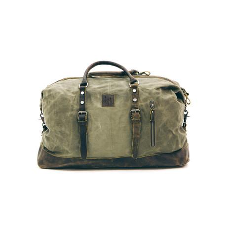 Humber Holdall Bag // Moss!
