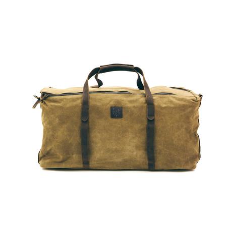 Sowe Holdall Bag // Camel